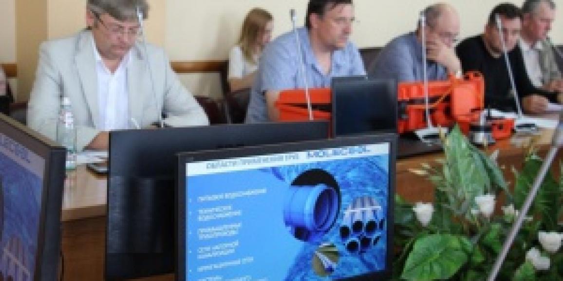 Водоводу от Восточной водопроводной станции к МНС – революционно новые трубы
